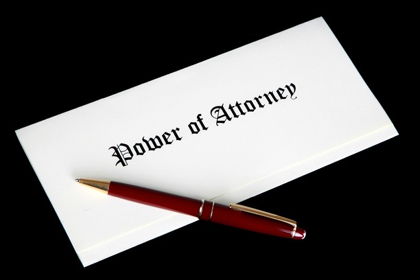 Power of Attorney.
