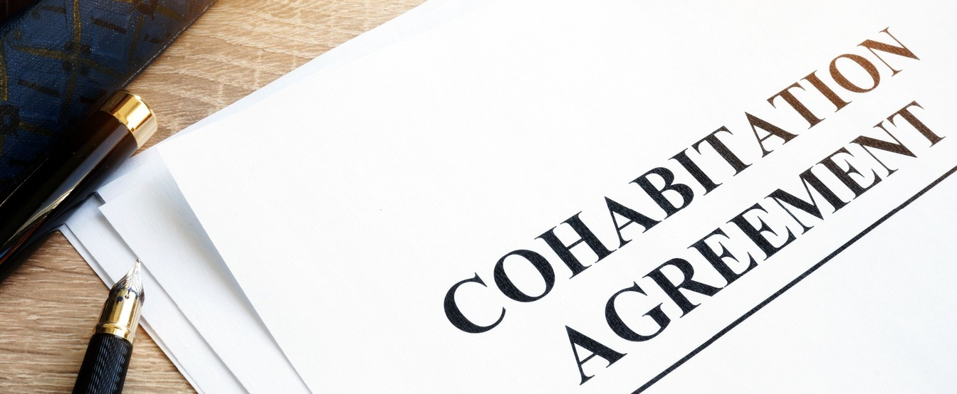 Cohabitation Agreement template