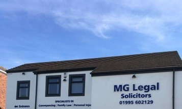 MG Legal's offices in Lancaster, Longridge and Garstang