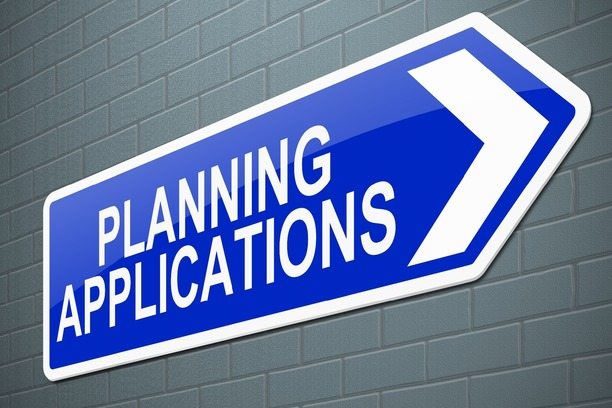 Planning Applications.