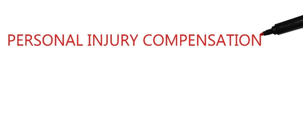 Personal Injury Compensation.