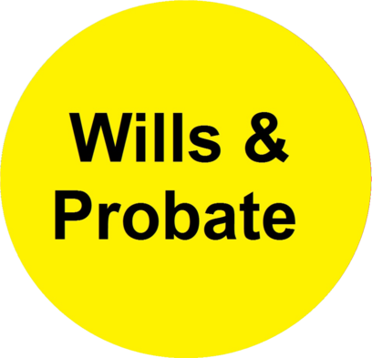 Click here to contact our Wills & Probate department directly online.