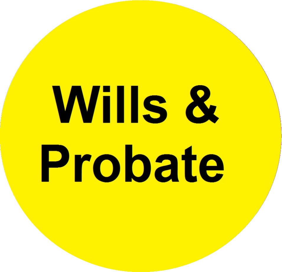 Wills and Probate.