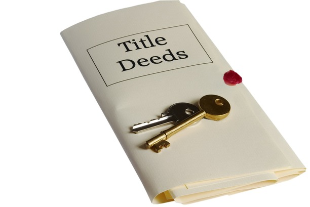 Property Title Deeds.