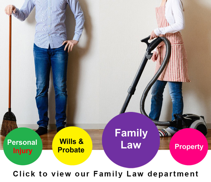 Click to view our Family Law department.